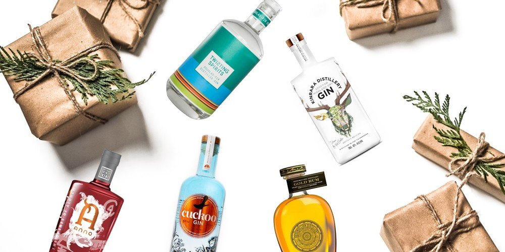 Full best 5 gins this christmas