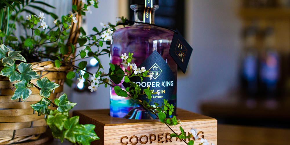 Full cooper king dry gin 3
