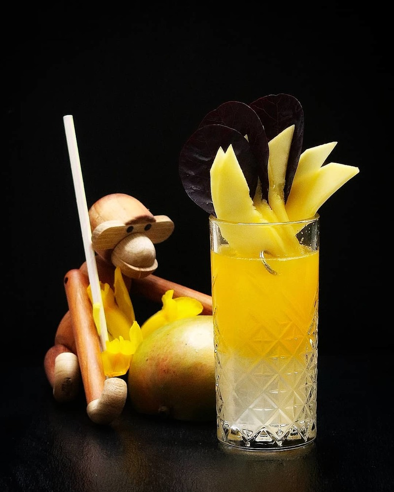 Full cocktail 5   mango dream