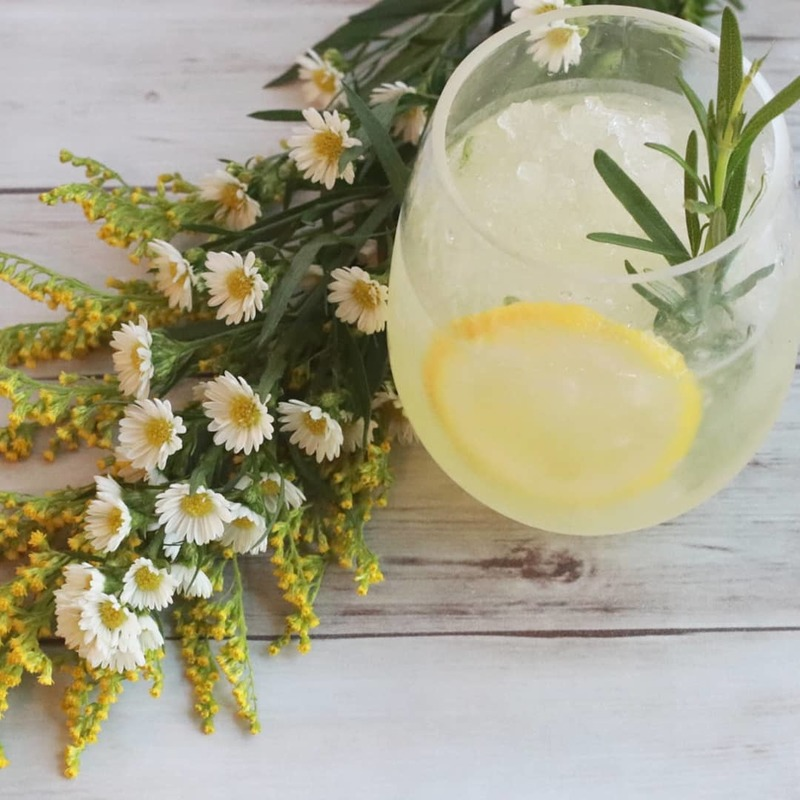 Full bees knees cocktail 1