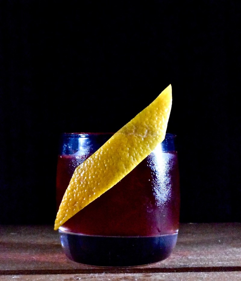 Full old fashioned