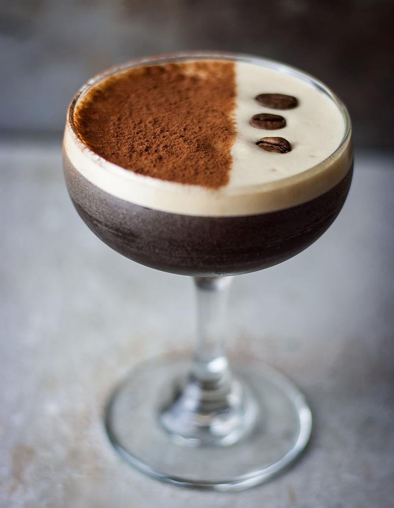 Full espresso martini