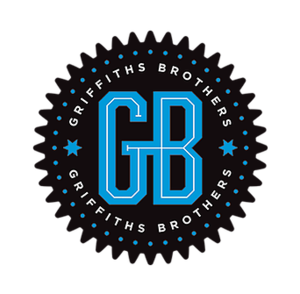 Griffiths brothers gin logo