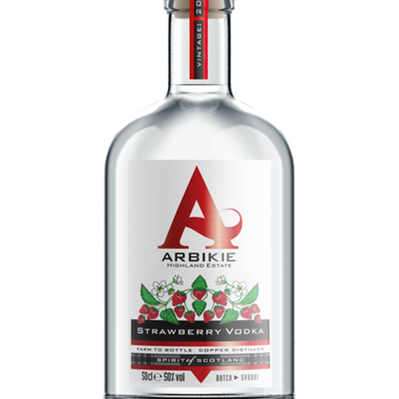 Full strawberry vodka website
