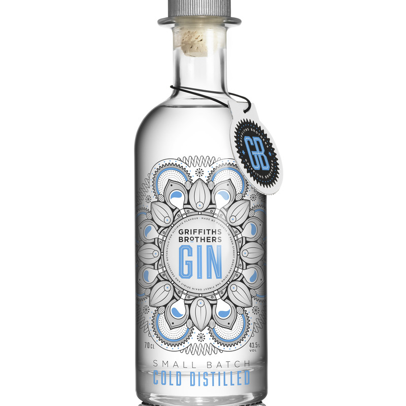 Full griffiths brothers no1 gin