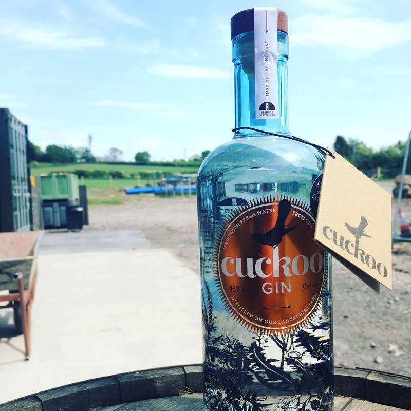 Full brindle cuckoo gin 1