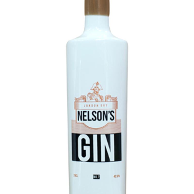 Full nelsons original gin craftr craft spirits