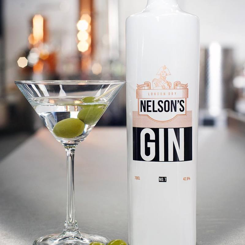 Full nelsons original gin 2