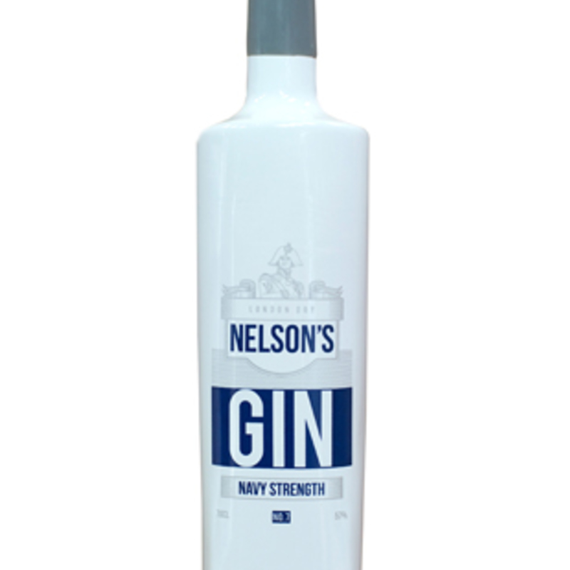 Full nelsons navy strength gin craftr craft spirits