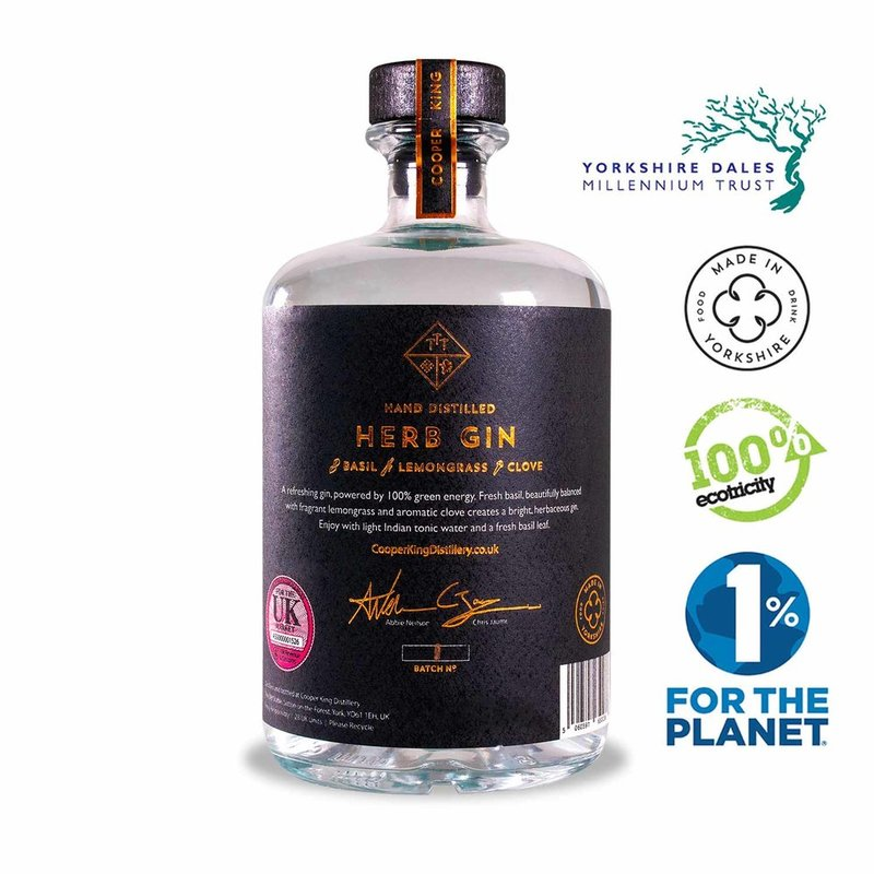Full cooper king herb gin 2