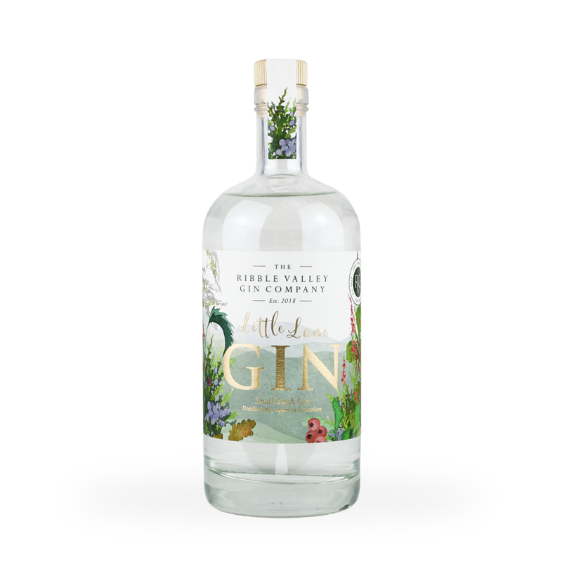 Full little lane gin product photo