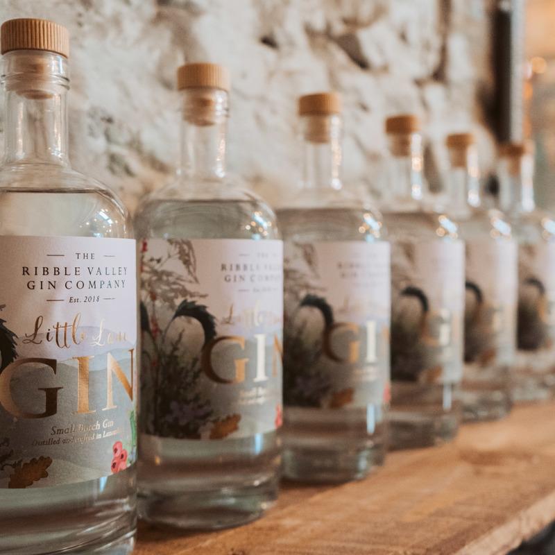 Full little lane gin line up