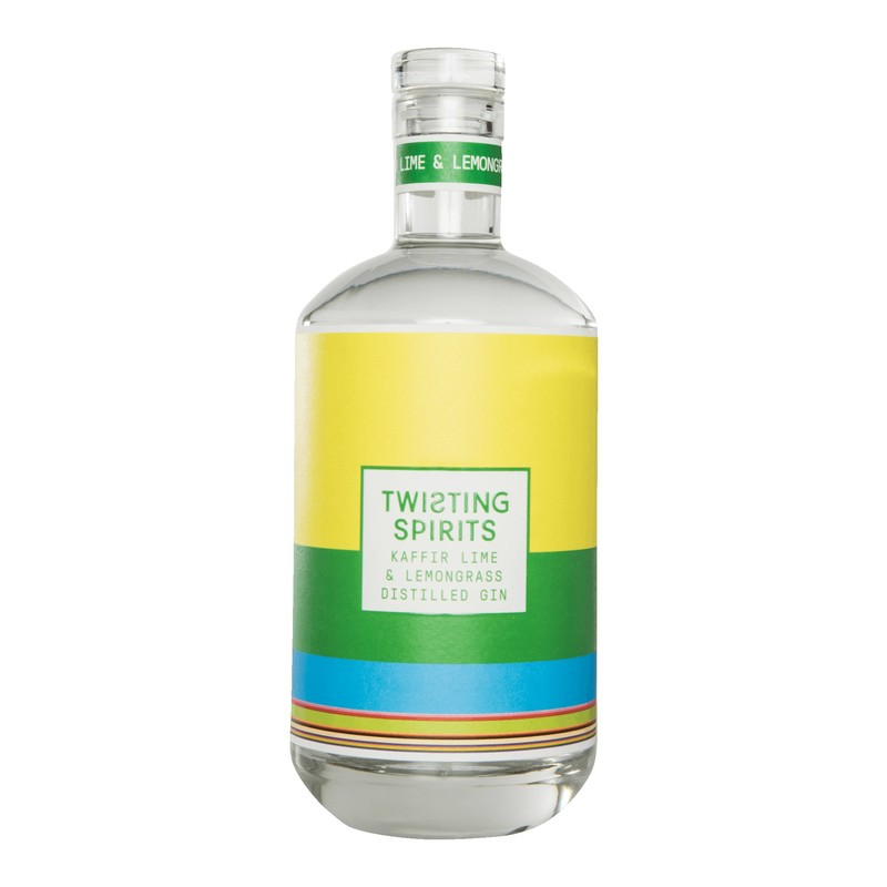 Full kaffir and lime twisting spirits product image
