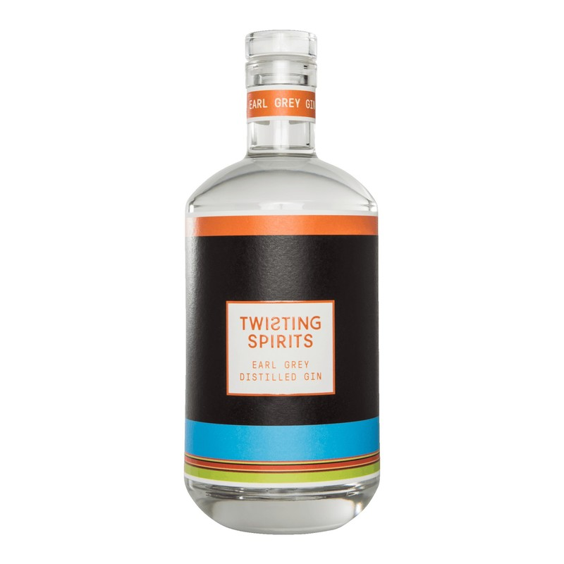Full twisting spirits earl grey bottle